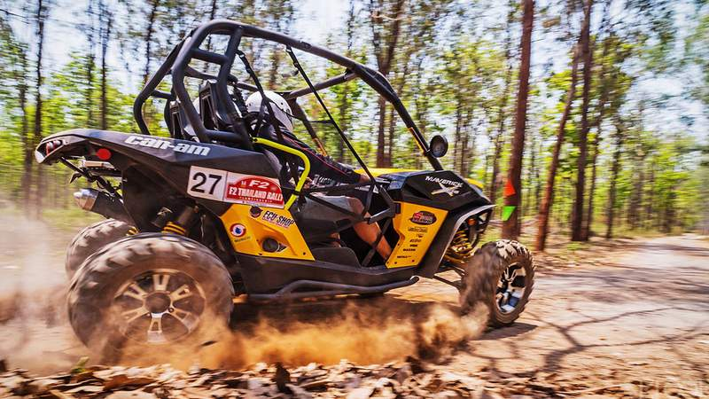Atv And Buggy Experience""