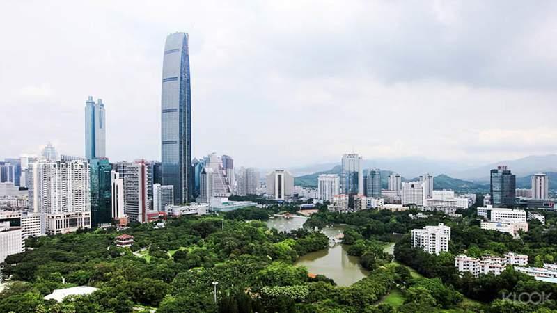 """Deluxe Shenzhen Adventure"""""""