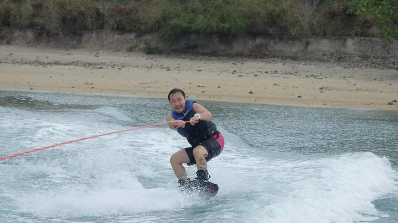 "Bali Wakeboarding"""