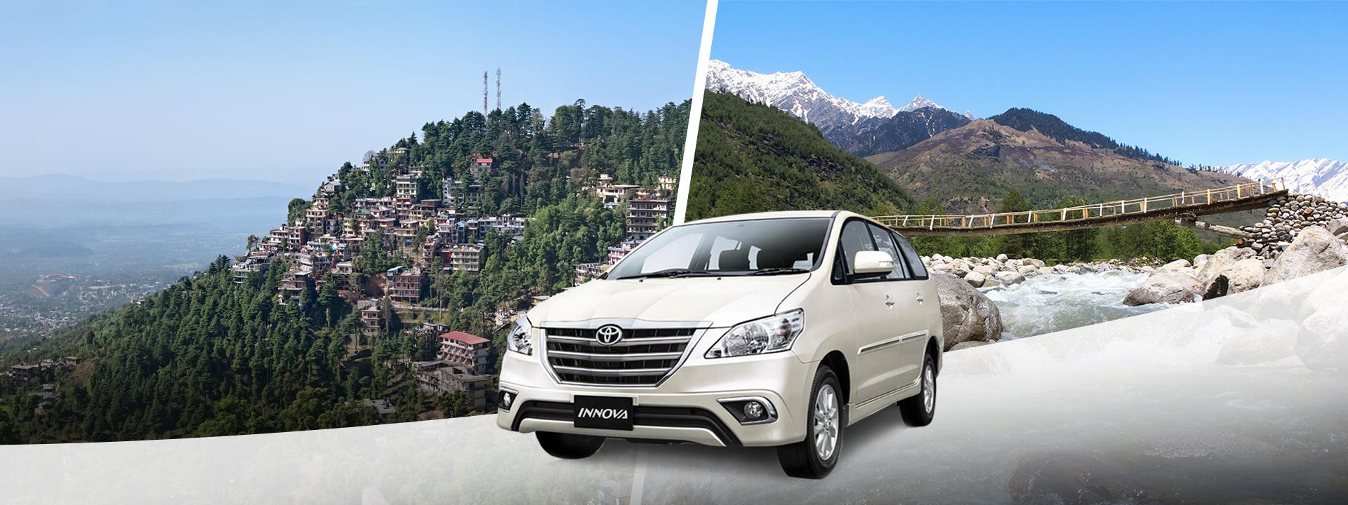 Car Charter Experience - Dharmashala
